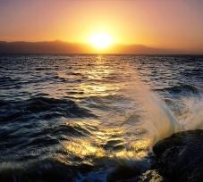 MAR Amanecer-mar