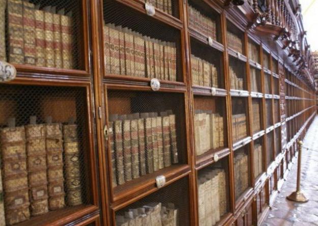 Dónde Se Encuentra La Biblioteca Más Antigua Del Mundo