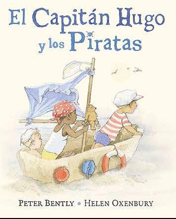 [Recomendaciones literarias] [Infantil] El capitán Hugo y lospiratas.