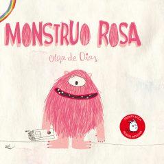 monstruo rosa imagen