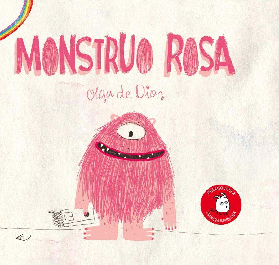 [Infantil y Juvenil] Monstruo Rosa. Olga deDios.