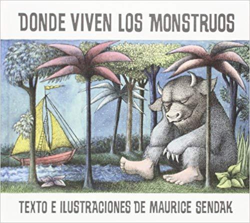 [Infantil y Juvenil] Donde viven los monstruos. Colección Libros para soñar, deKalandraka.