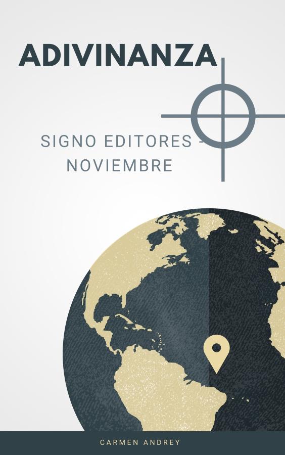 [Relatos] Adivinanza. Microrrelato participante en el Certamen de noviembre de SignoEditores.