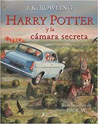 HARRY POTTER CAMARA SECRETA