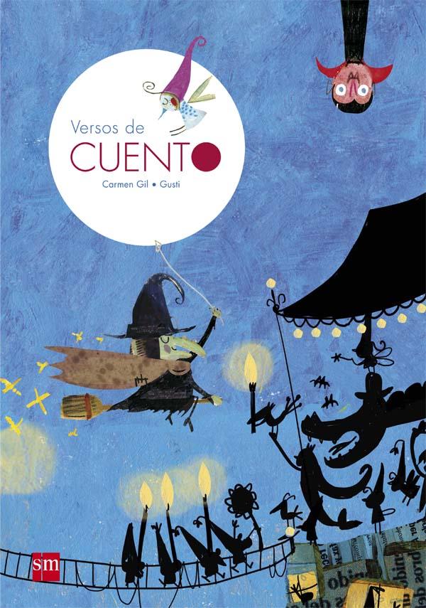 [Infantil y Juvenil] Versos de CUENTO. EditorialSM.