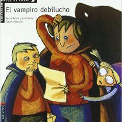el vampiro debilucho