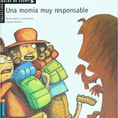 una momia muy responsable